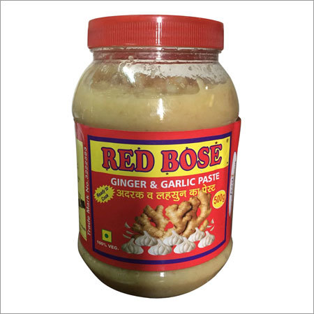 500g Ginger & Garlic Paste