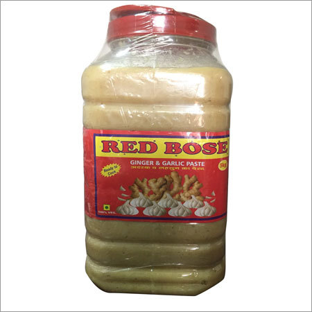 5kg Ginger & Garlic Paste