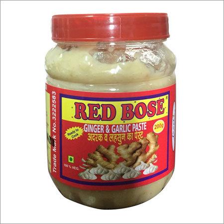 200g Ginger & Garlic Paste