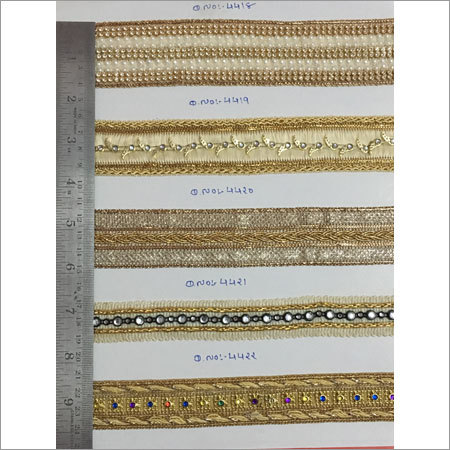 Crochet Latkan Laces