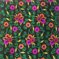 Trendy Embroidery Fabric