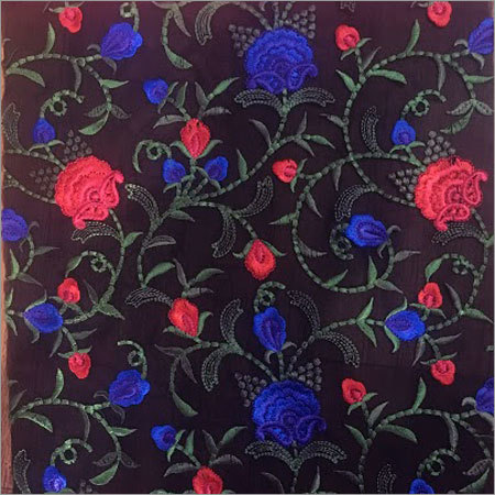 Beautiful Embroidery Fabric