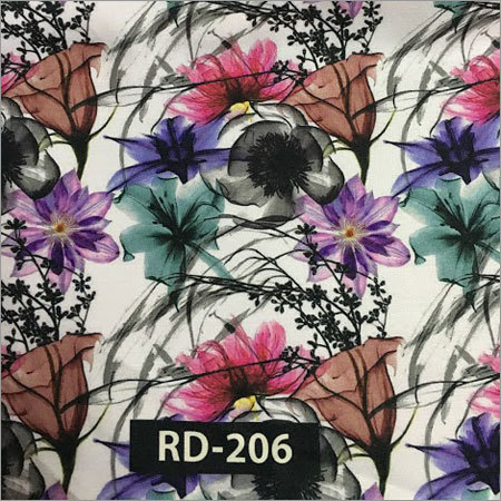 Trendy Digital Print Fabric