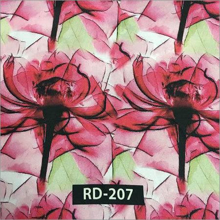 Digital Print Chiffon Fabric