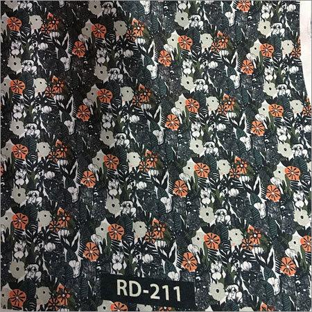 Digital Print Designer Fabric