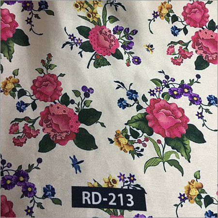 Digital Print Trendy Fabric