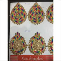 Embroidery Patches Lace