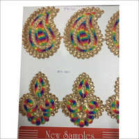 Embroidery Patches Garment Lace