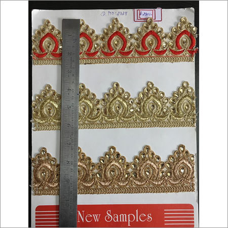 Garment Embroidery Lace