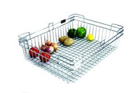 SS Wire Kitchen Vegetable Basket