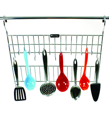 SS Kitchen Hanging Ladle Craddle