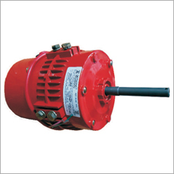 Aluminium Body Exhaust Fan Electric Motor