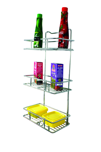 SS Kitchen Multi Purpose Shelf