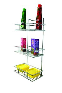 SS Kitchen Multi Purpose Shelf