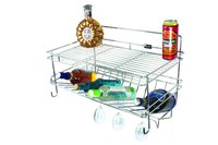 SS Kitchen Bar Rack