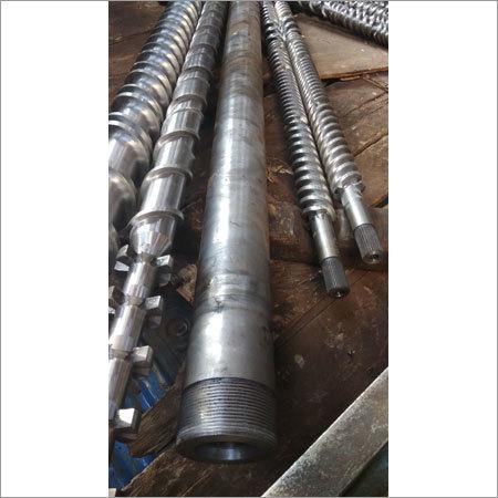 Extrusion Screw Barrel