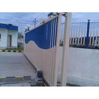 Entrance Sliding Gate