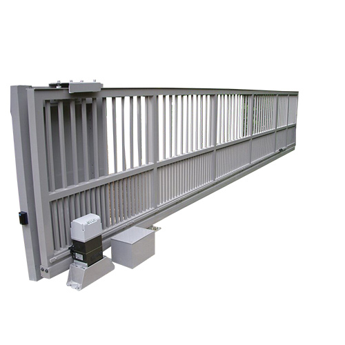 Main Entrance Sliding Gate