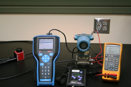 Process Control Instruments Calibration