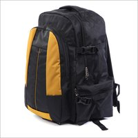 Golden Yellow Tracking and Luggage Backpack