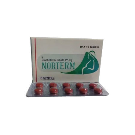 Norethisterone Tablet 5mg