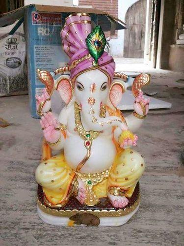 Lal Bag Ganpati Statue