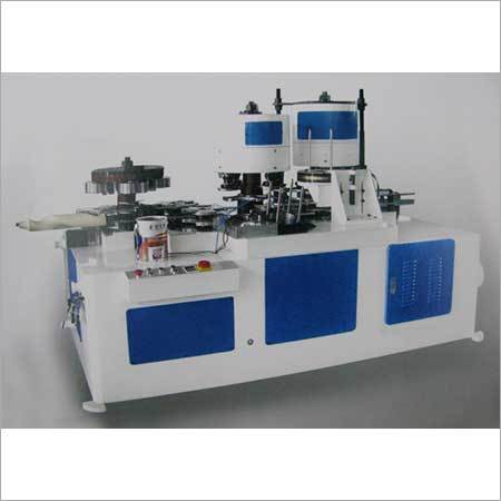 Paint Can Body Assembly Machine
