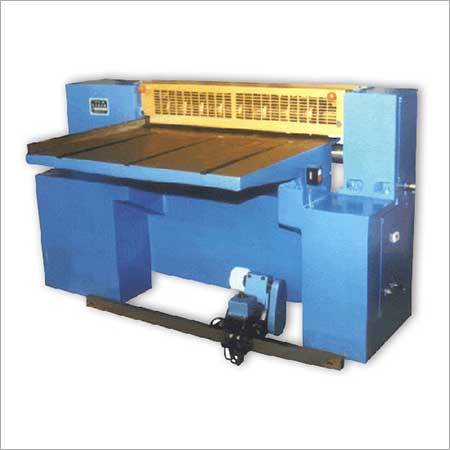 Series round knife cutting machine