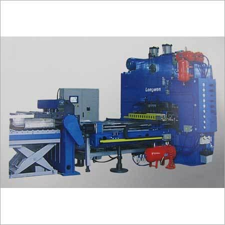 CNC Automatic sheet press