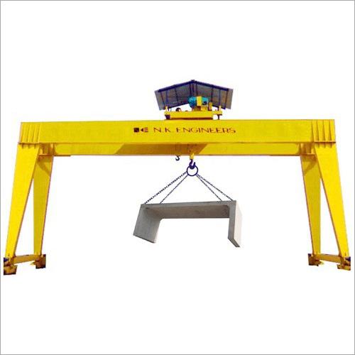 Girder EOT Cranes