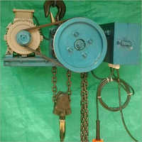 Electric Chain Pulley Block