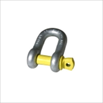 Stainless Steel D Shackles