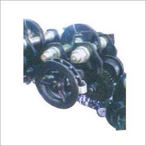 Gear Trolley Pulley Block