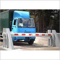 Drop Arm Barrier