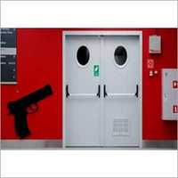 BULLET  FIRE PROOF DOOR & GATE