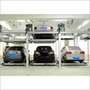 MULTI LEVEL CAR PARKING System