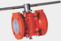 Lined Plug Valve (Non Jacketed)<