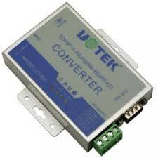 TCP/IP to RS232/RS422/RS485 Converter
