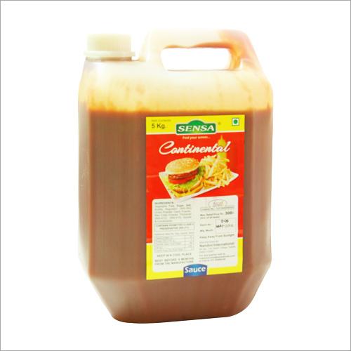 5 Ltr Continental Sauce