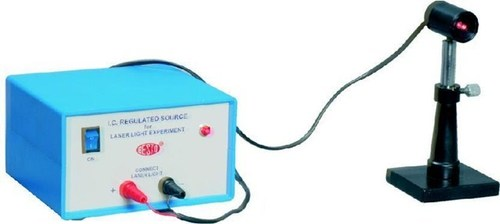 Diode Laser with Power Supply (Red colour)
