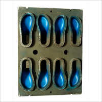 Ladies Slipper Mould Etching Service