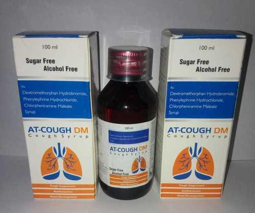 Dextromethorphan Hydrobromide & Chlorpheniramine Maleate Syrup