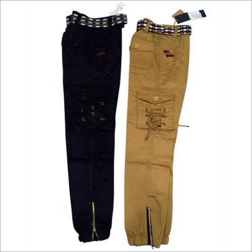 Kids Designer Cargo Pant