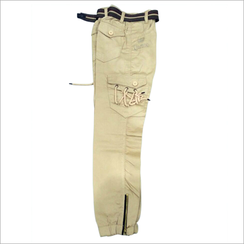 Kids Fancy Cargo Pant