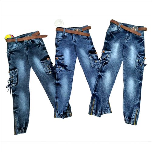 Kids Fancy Jeans