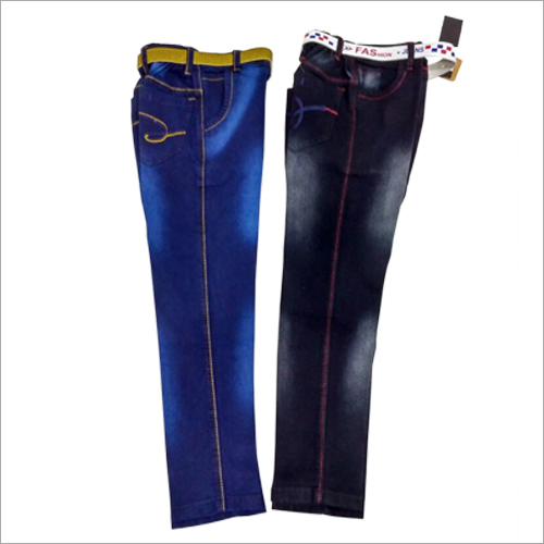 Kids Stylish Jeans