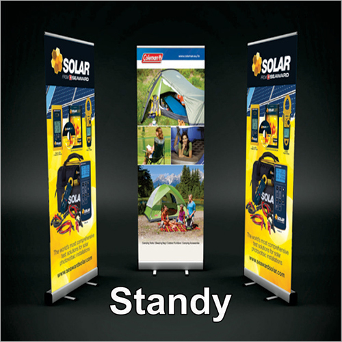 Printed Standee Manufacturer & Supplier, Delhi(NCR), India