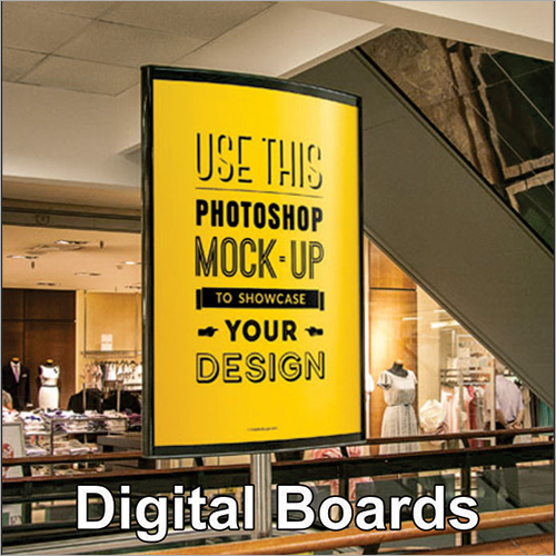 Digital Signage Board