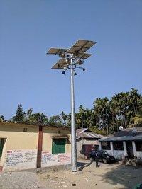 Solar Street Pole