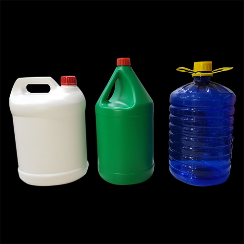 5 Ltr Can (hdpe & pet)